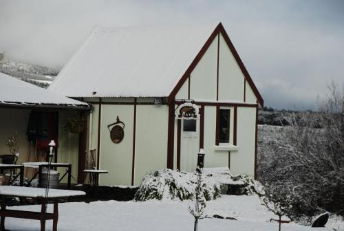 Tophouse Historic Guesthouse And Mountain View Chalet