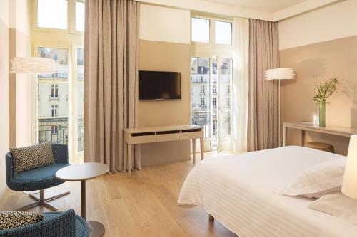 Oceania l'Hôtel de France Nantes