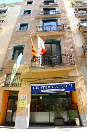 Dormitorio Center-ramblas