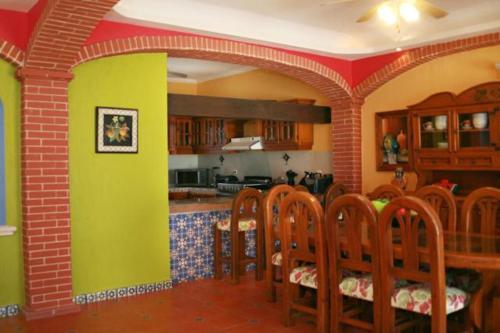 Casa estilo mexicano chicxulub for Casas estilo mexicano contemporaneo fotos