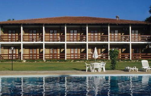 Hotel Cumuruxatiba front view