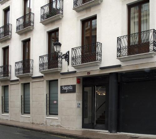Apartamentos TurГsticos Sagasta
