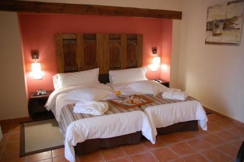 Double or Twin Room Hotel Convento Del Giraldo 10