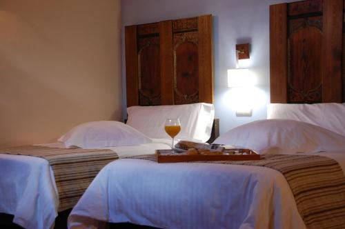 Double or Twin Room Hotel Convento Del Giraldo 14