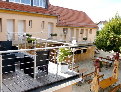 Hotel landgasthof schimmel bamberga desde 76 rumbo for El jardin prohibido restaurante