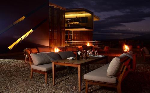 Casa de Uco Vineyards and Wine Resort