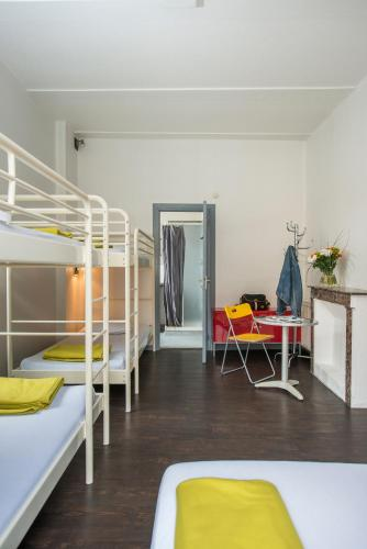 Bunk Bed in 4 to 6-Bed Mixed Dormitory Room