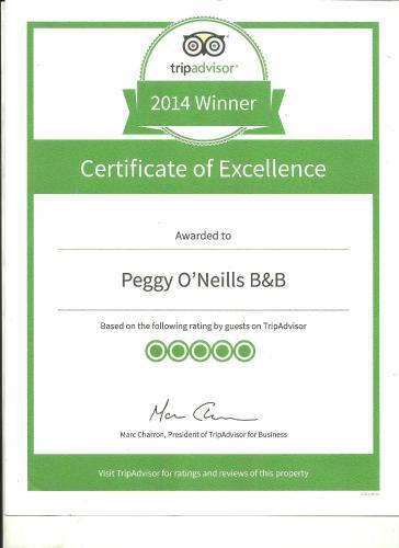 Peggy O'Neills B&B