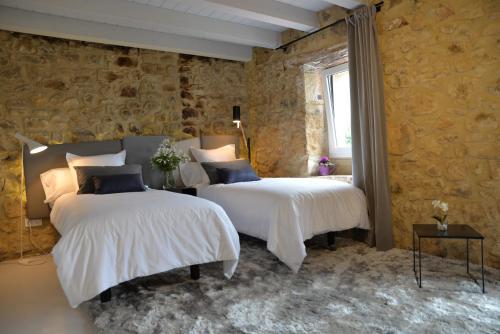 Doppel- oder Zweibettzimmer Hotel Garaiko Landetxea 2