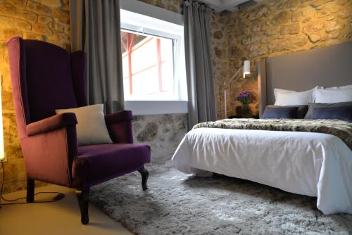 Doppel- oder Zweibettzimmer Hotel Garaiko Landetxea 8