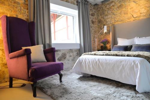 Doppel- oder Zweibettzimmer Hotel Garaiko Landetxea 10