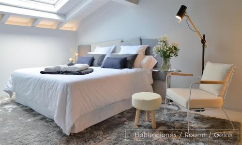Habitación Doble - 1 o 2 camas Garaiko Landetxea 12