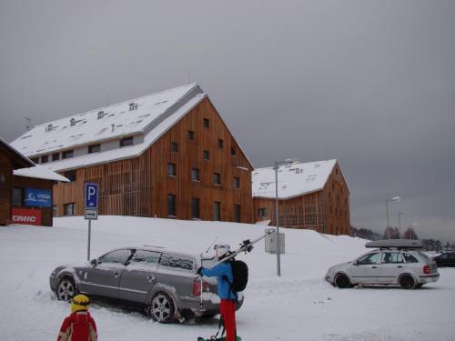 Apartmán Vetrný Vrch Dolní Morava