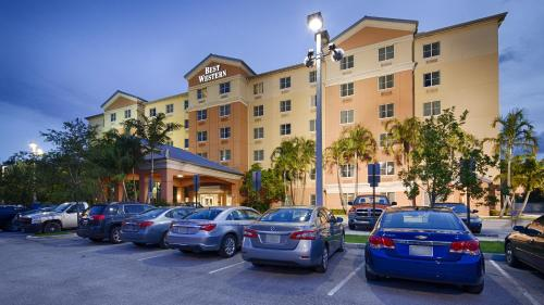 BEST WESTERN PLUS Fort Lauderdale Airport South Inn & Suites FL, 33004