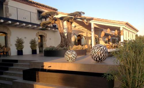 Habitación Doble Hotel Mas Lazuli 2