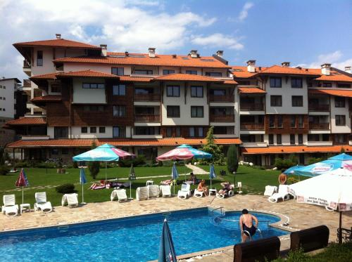 Bansko Royal Towers Apartment, Bansko