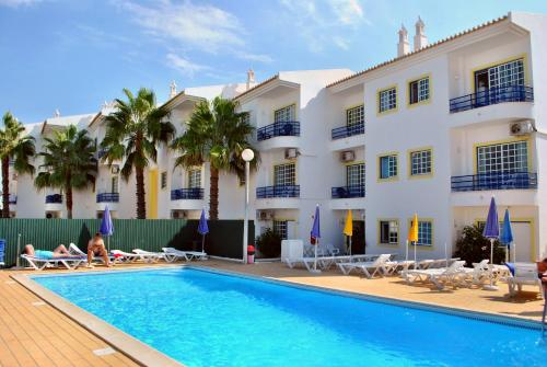 Apartamentos Sereia da Oura Albufeira Algarve Portogallo