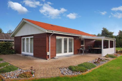 Holiday home Bjergfyrvej H- 444
