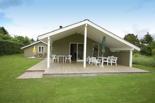 Holiday home Bloksbjerg D- 560