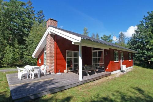 Holiday home Brog�rdsskoven C- 671