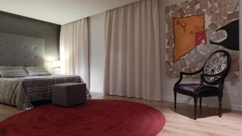 Habitación Doble Confort - 1 o 2 camas Palau dels Osset 4