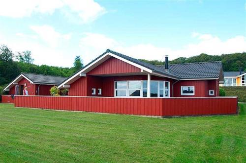 Holiday home Hvedemarken H- 1908