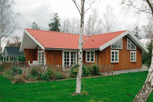 Holiday home Kaninstien G- 2163