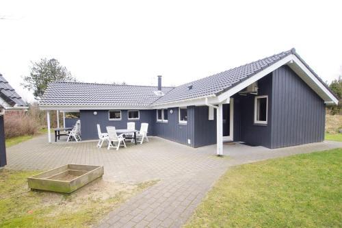 Holiday home N�ddehaven B- 3134