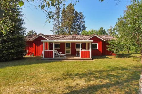 Holiday home Nordskrænten A- 3165