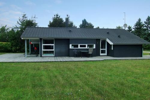 Holiday home Skovmårvej A- 4117