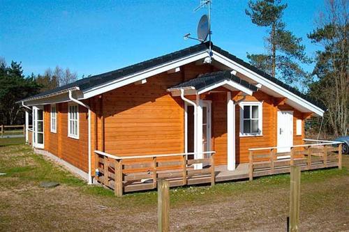 Holiday home Skovvejen H- 4156
