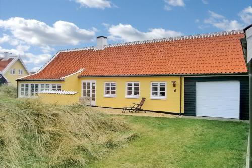 Holiday home Strandfogedvej D- 4528