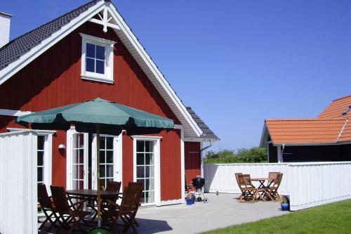 Holiday home Strandg�rdsvej H- 4548