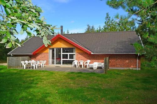 Holiday home Strandgodsvej D- 4560