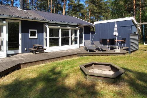 Holiday home Strandmølleskoven E- 4577