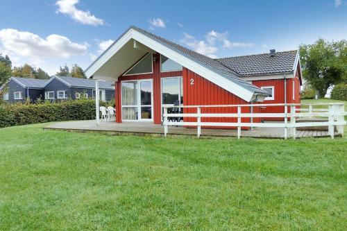 Holiday home Sydbakken F- 4690