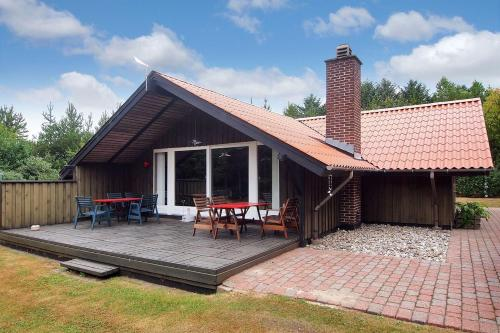 Holiday home Sydskr�nten D- 4704