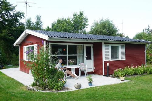 Holiday home Ternevej B- 4774