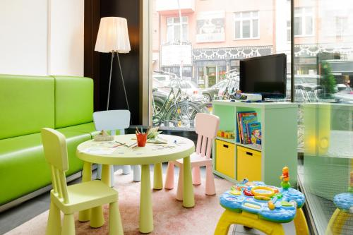 ibis Styles Hotel Berlin Mitte photo 61