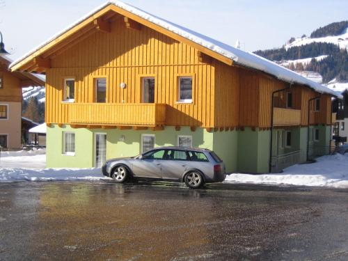 Haus Haid - Top 4 - Kirchboden - Apartment - auf 2 Etagen