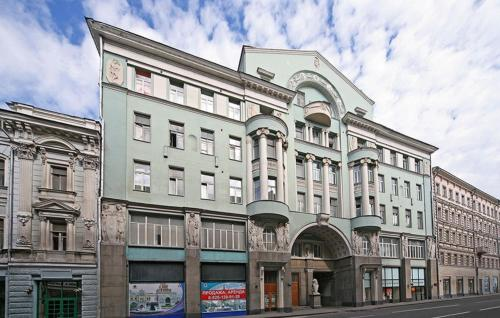 Хостел Сан-Франциско, Москва