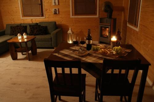 Comfort Chalet (7 Adults)