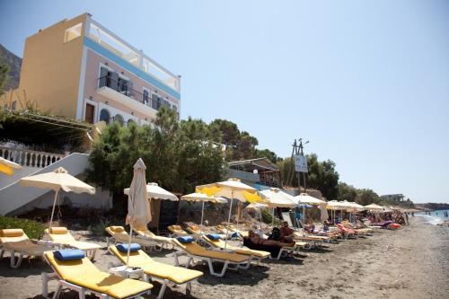 Отель MasouriBlu Hotel 3 звезды Греция