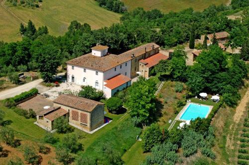 Отель Agriturismo La Moraia III 0 звёзд Италия
