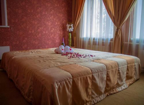 Líbánkové apartmá (Honeymoon Suite)