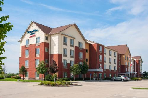 Towneplace Suites By Marriott Des Moines Urbandale Johnston Iowa