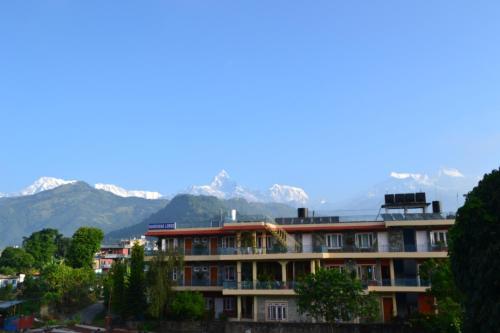 Nanohana Lodge, Pokhara