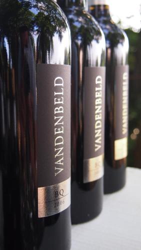 Vandenbeld Wines B&B
