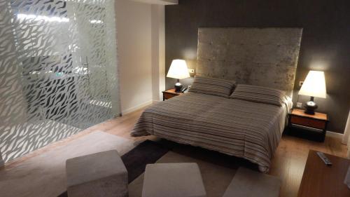 Habitación Doble Confort - 1 o 2 camas Palau dels Osset 8