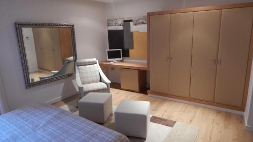 Habitación Doble Confort - 1 o 2 camas Palau dels Osset 5